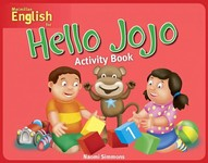Hello Jojo Activity Book 1 (Units 1-4)