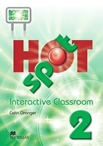 Hot Spot 2 Interactive Classroom DVD-ROM