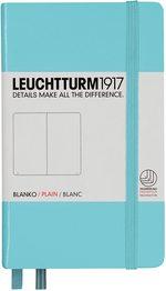 Блокнот Leuchtturm1917 Кишеньковий Бірюзовий Чисті аркуші (338738)