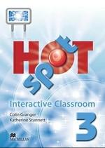 Hot Spot 3 Interactive Classroom DVD-ROM