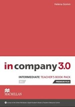 In Company 3.0 Intermediate Teacher's Book Premium Plus Pack