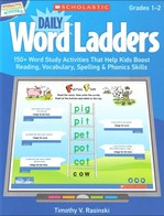 Interactive Whiteboard Activities: Daily Word Ladders Grades 1–2 with CD-ROM