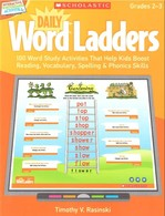 Interactive Whiteboard Activities: Daily Word Ladders Grades 2–3 with CD-ROM