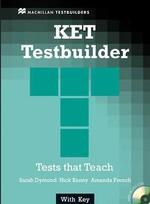KET Testbuilder with key and Audio CDs - купить и читать книгу