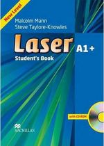 Laser 3rd edition A1+ Student's Book & CD Rom Pack