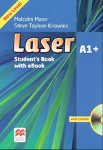Laser 3rd Edition A1+ Student's Book with eBook Pack