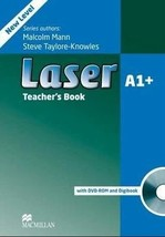 Laser 3rd Edition A1+ Teacher's Book with DVD-ROM and Digibook