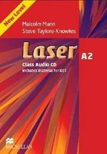 Laser 3rd Edition A2 Class Audio CD