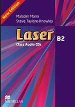 Laser 3rd Edition B2 Class Audio CDs