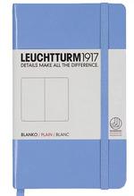 Блокнот Leuchtturm1917 Кишеньковий Волошковий Чисті аркуші (339596)