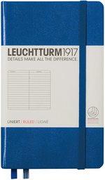 Блокнот Leuchtturm1917 Карманный Васильковый Линия (344748)
