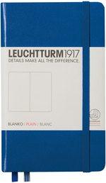 Блокнот Leuchtturm1917 Карманный Васильковый Чистые листы (344751)