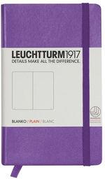 Блокнот Leuchtturm1917 Кишеньковий Лаванда Чисті аркуші (338742)