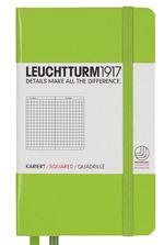 Блокнот Leuchtturm1917 Кишеньковий Лайм Клітинка (338746)
