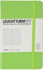 Блокнот Leuchtturm1917 Карманный Лайм Линия (338735)