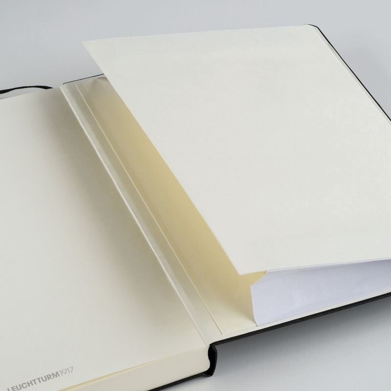 """Купить книгу """"Блокнот Leuchtturm1917 Кишеньковий Помаранчевий Чисті аркуші (342932)"""""""