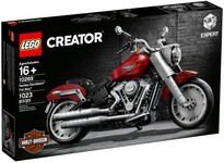 Конструктор LEGO Creator Expert Harley-Davidson Fat Boy (10269)
