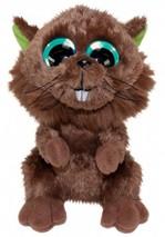 Мягкая игрушка Lumo Stars Бобер Porri 15 см (55350)