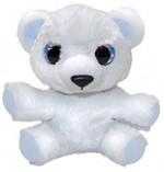 Мягкая игрушка Lumo Stars Полярный медведь Nalle 15 см (55366)