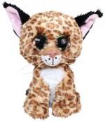Мягкая игрушка Lumo Stars Рысь Lynx 24 см (55047)