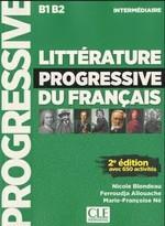 Littérature Progressive du Français 2e Édition Intermédiaire Livre avec CD audio - купить и читать книгу