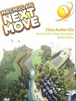 Macmillan Next Move 1 Class Audio CDs