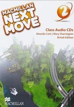 Macmillan Next Move 2 Class Audio CDs