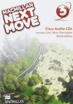 Macmillan Next Move 3 Class Audio CDs