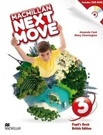 Macmillan Next Move 3 Pupil's Book with DVD-ROM