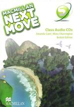 Macmillan Next Move Starter Class Audio CDs