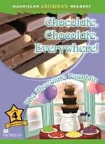 Chocolate, Chocolate, Everywhere! The Chocolate Fountain