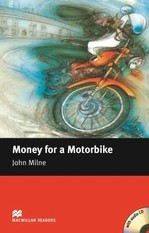Money for a Motorbike with audio CD