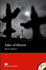 Tales of Horror with Audio CD and extra exercises