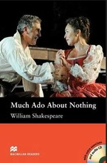 Much Ado about Nothing with Audio CD and extra exercises