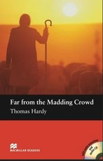 Far from the Madding Crowd with Audio CD and extra exercises