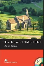 The Tenant of Wildfell Hall with Audio CD and extra exercises
