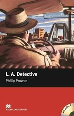 L. A. Detective with Audio CD