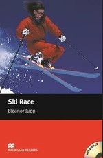 Ski Race with Audio CD