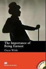 The Importance of Being Earnest with Audio CD and extra exercises