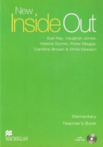 New Inside Out Elementary Teacher's Book with Test CD - купить и читать книгу