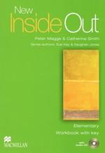 New Inside Out Elementary Workbook with key and Audio CD - купить и читать книгу
