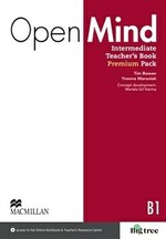 Open Mind British English Intermediate Teacher's Book Premium Pack
