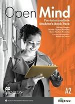Open Mind British English Pre-Intermediate Student's Book Pack