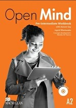 Open Mind British English Pre-intermediate Workbook with key and Audio-CD