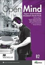 Open Mind British English Upper-Intermediate Student's Book Pack