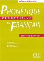 Phonétique Progressive du Français Débutant Livre