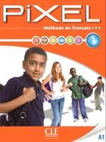 Pixel 1 Méthode de Français — Livre de l'élève avec DVD-ROM