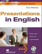 Presentations in English with DVD