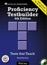 Proficiency Testbuilder 4th Edition with key and Audio CDs and Macmillan Practice Online