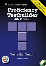 Proficiency Testbuilder 4th Edition without key with Audio CDs and Macmillan Practice Online